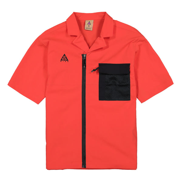 Nike ACG: NRG Top S/S (Habanero Red/Black)
