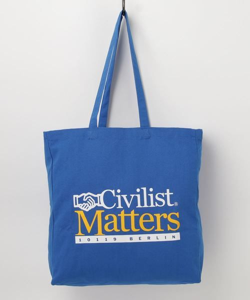 Civilist: Beach Bag Civilist - Nowhere