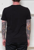 Champion: Reverse Weave Tee (Black) Champion - Nowhere
