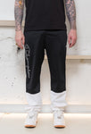 Champion: Logo Trackpant (Black/White) Champion - Nowhere