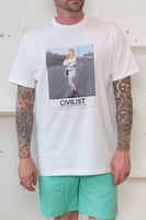 Civilist: Claudia Tee (White) Civilist - Nowhere