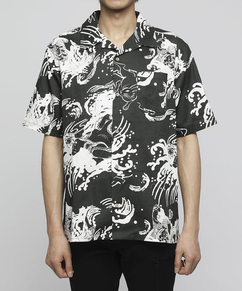 FR2: Devil Fish Shirt (Black) FR2 - Nowhere