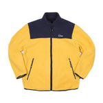 Dime: Fleece Jacket (Yellow) Dime - Nowhere