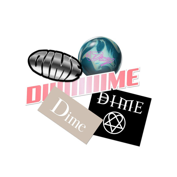 Dime: Sticker Pack Dime - Nowhere