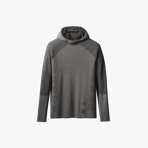 Adidas X Undefeated: Primeknit L/S Tee Adidas X Undefeated - Nowhere