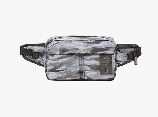Adidas X Undefeated: Belt Bag Adidas X Undefeated - Nowhere