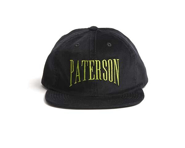 Paterson: Euro Gap Corduroy Hat (Black)