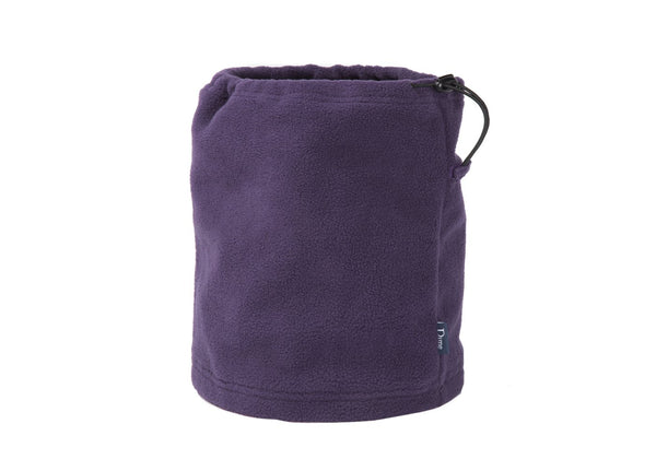 Dime: Fleece Neck Warmer (Purple) Dime - Nowhere