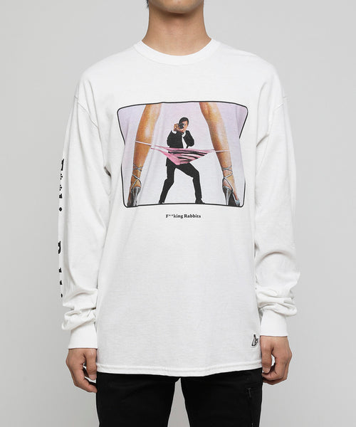 FR2: Spy L/S Tee FR2 - Nowhere