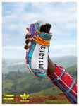 Adidas by Pharrell Williams: SolarHU NMD (Hi Res Aqua) Adidas by Pharrell Williams - Nowhere