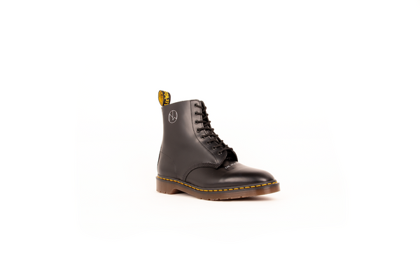 Dr. Martens x Undercover: 1460 (Black Smooth) Dr. Martens - Nowhere