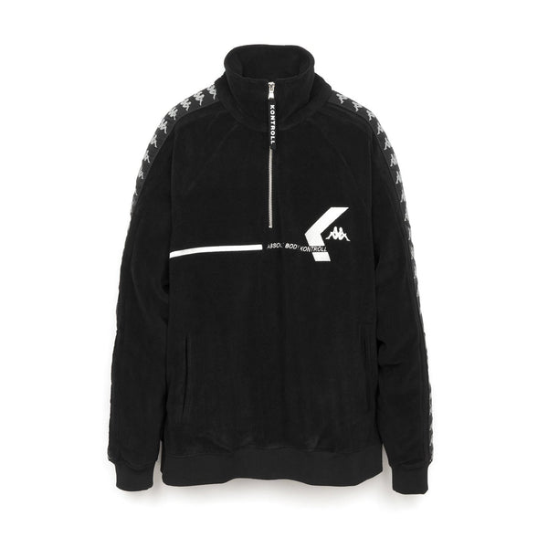 Kappa Kontroll: Polar Fleece (Black) Kappa Kontroll - Nowhere