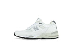 New Balance (Made in UK): 991 (White/Silver)
