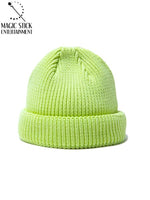 Magic Stick: Ball Watch Cap (Lemon Lime) Magic Stick - Nowhere