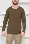 Neighborhood: B-Waffle/C-Crew L/S (Olive Drab) Neighborhood - Nowhere