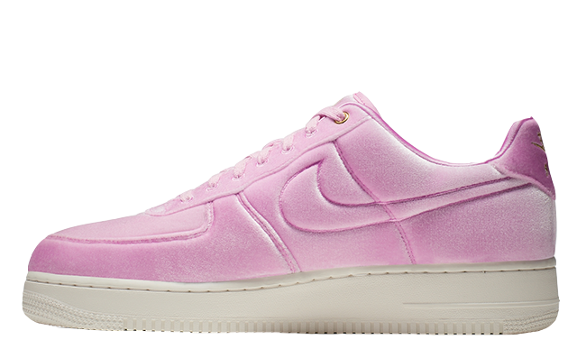 regarder d1297 0728d Nike: Air Force 1 '07 Premium (Pink Rose)
