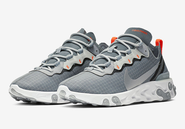 Nike: React Element 55 (Cool Grey)