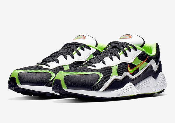 Nike: Zoom Alpha (Black/Volt/Habanero Red)