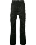11 by Boris Bidjan Saberi: Pant (Black Dye Patina) 11 by Boris Bidjan Saberi - Nowhere