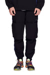 Perks and Mini: Odyssey Track Pants (Black/Navy)