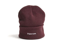 Paterson: Winter League Beanie (Burgundy) Paterson - Nowhere