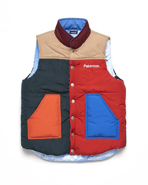 Paterson: Cut It Reversible Vest