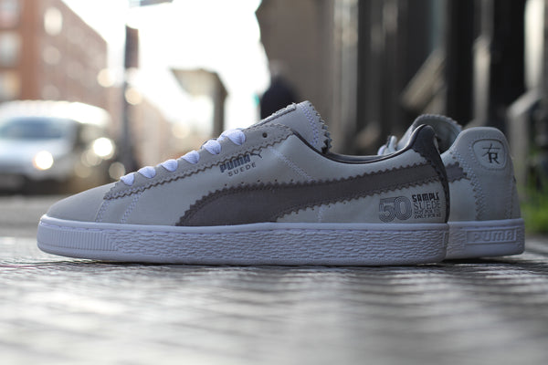 "Puma: Suede 50 X Michael Lau ""Sample Suede"" Puma - Nowhere"