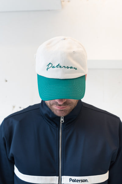 Paterson: Archie Hat (White/Teal) Paterson - Nowhere