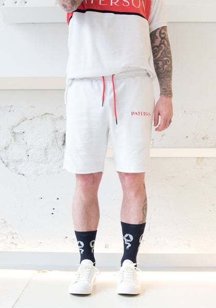 Paterson: Line Weight Short (White) Paterson - Nowhere