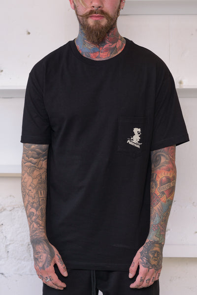 Paterson: Snow Blower Tee (Black)