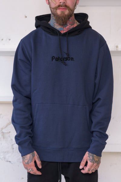 Paterson: T Tone Pullover Hoodie Paterson - Nowhere