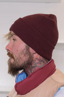 Paterson: Winter League Beanie (Burgundy)