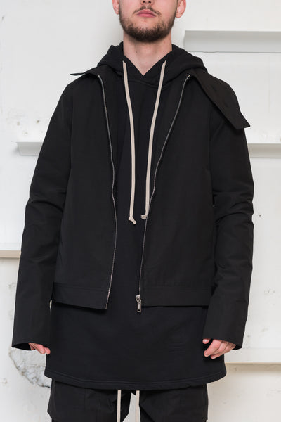 Rick Owens DRKSHDW: Brother Jacket Rick Owens DRKSHDW - Nowhere