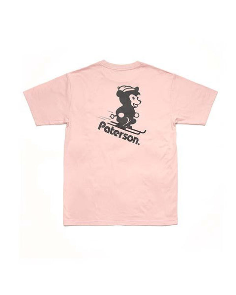 Paterson: Snow Blower Tee (Pink) Paterson - Nowhere