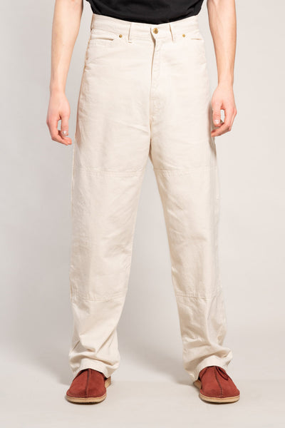 Stan Ray: Wide Leg Painter Pant (Natural Drill)