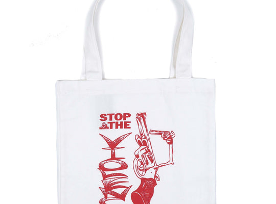 Jungles: Stop The Violence Tote