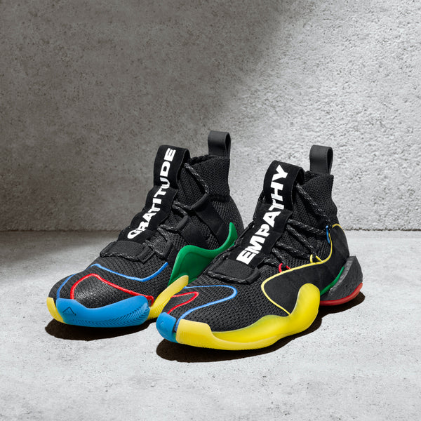 Adidas by Pharrell Williams: Crazy BYW LVL X PW Adidas by Pharrell Williams - Nowhere