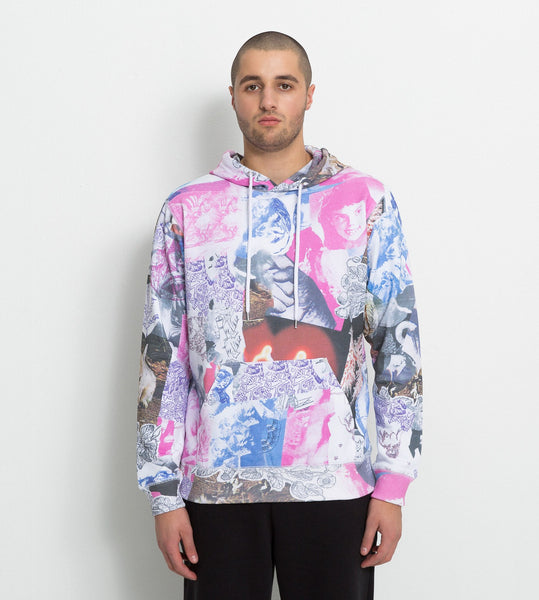 Soulland: Sommerset Hoodie (Multi) Soulland - Nowhere