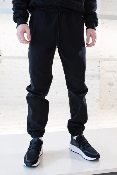 Soulland: Bomholt 2.0 Pant (Black) Soulland - Nowhere