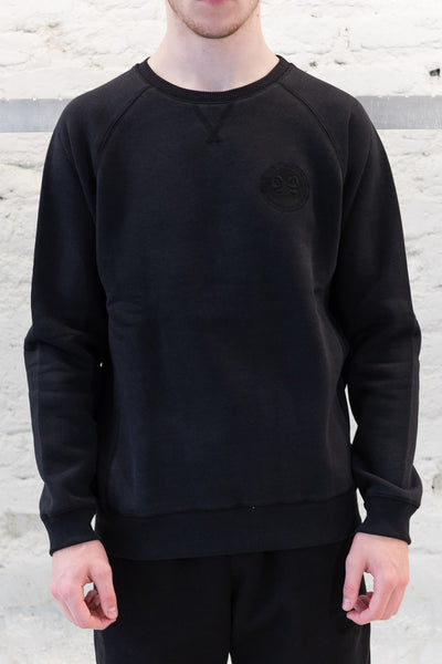 Soulland: Lisner Sweat (Black) Soulland - Nowhere