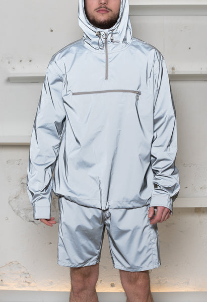 Soulland: Newill Jacket (Silver Reflect) Soulland - Nowhere