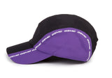 Dime: Turbo Hat (Black/Purple) Dime - Nowhere