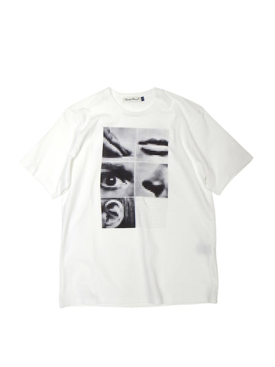 Undercover: Larms 2 Tee (White)