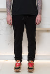 Undercover: Slim Fleece Pants (Black) Undercover - Nowhere