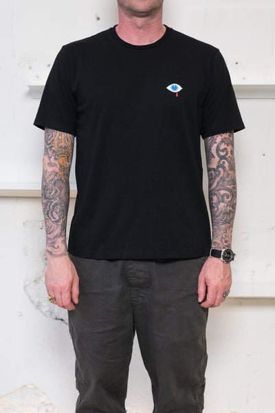 Undercover: The Cosmik Waters Tee (Black) Undercover - Nowhere