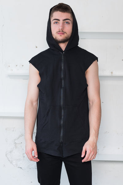 Undercover: Sleeveless Hoodie Undercover - Nowhere