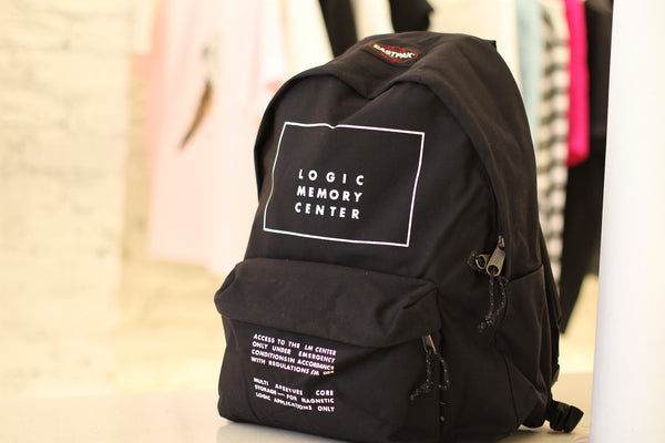 Undercover x Eastpak: Logic Memory Centred Backpack Undercover - Nowhere