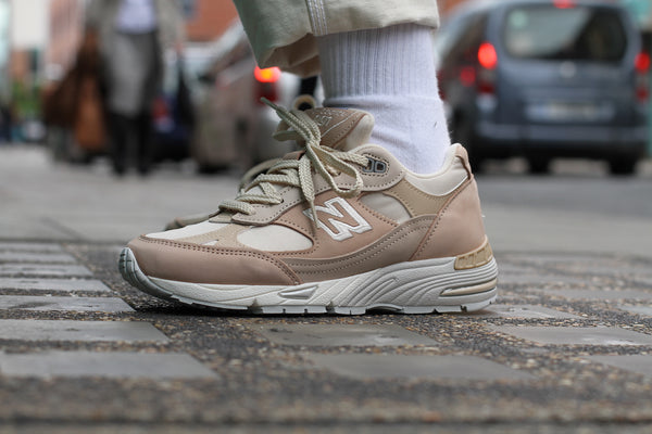 New Balance: W991SSG Nowhere - Nowhere