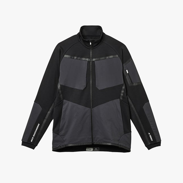 Adidas by White Mountaineering: Fleece Jacket