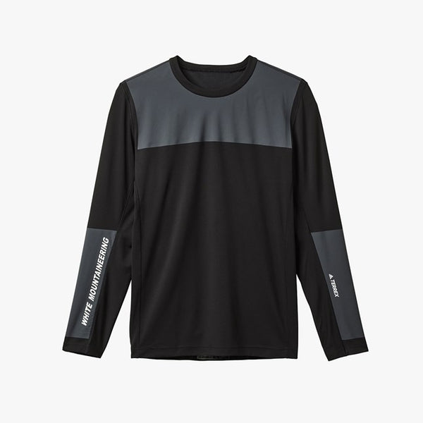 Adidas by White Mountaineering: Bonded Top Adidas by White Mountaineering - Nowhere